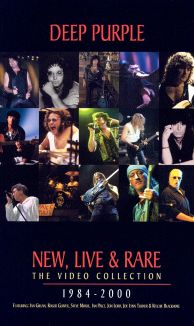 Deep Purple: New, Live and Rare - The Video Collection, 1984-2000