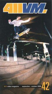 411 Video Magazine: Skateboarding, Vol. 42