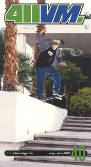 411 Video Magazine: Skateboarding, Vol. 40