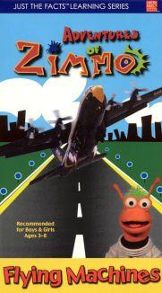Adventures of Zimmo: Flying Machines