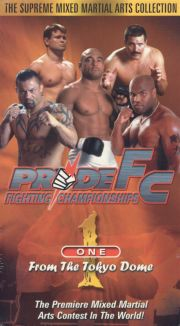 Pride Fighting Championships: Pride 1 - From the Tokyo Dome