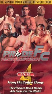 Pride Fighting Championships: Pride 4 - From the Tokyo Dome