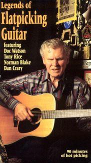 Legends of Flatpicking Guitar