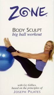 The Zone: Body Sculpt - Big Ball Workout