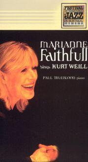 Marianne Faithfull Sings Kurt Weill