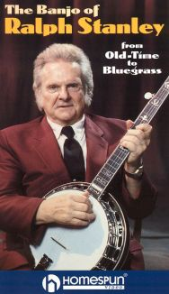 The Banjo of Ralph Stanley: From Old-Time to Bluegrass