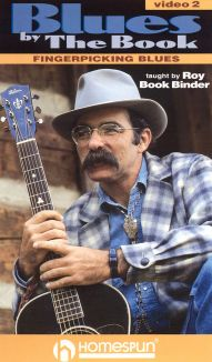 Blues By the Book: Fingerpicking Blues, Video 2