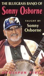 Sonny Osborne: Bluegrass Banjo