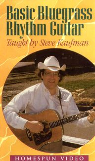 Basic Bluegrass Rhythm Guitar: Solid Back-ups for Any Picking Situation