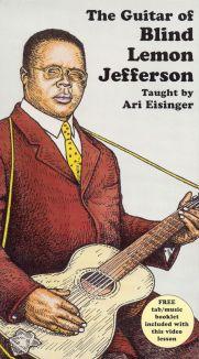 The Guitar of Blind Lemon Jefferson