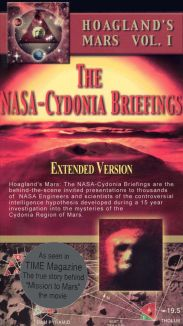 UFOs and the Alien Presence & Hoagland's Mars: The NASA---Cydonia Briefings