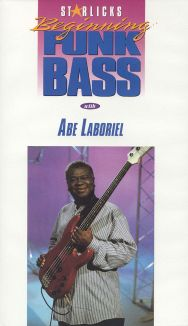 Star Licks: Beginning Funk Bass
