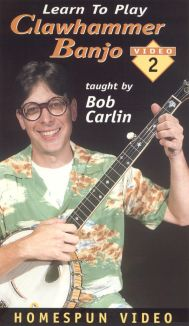 Learn to Play Clawhammer Banjo, Vol. 2