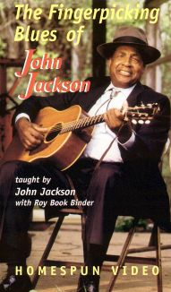 The Fingerpicking Blues of John Jackson