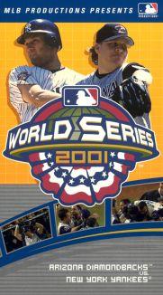 MLB: 2001 World Series - Arizona Diamondbacks vs. New York Yankees