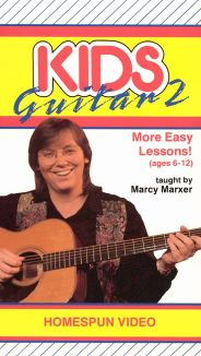 Kids Guitar, Vol. 2: More Easy Lessons!