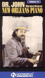 Dr. John Teaches New Orleans Piano, Vol. 2