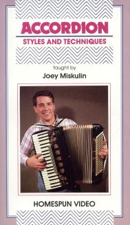 Accordion Styles and Techniques