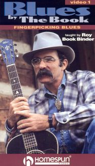 Blues By the Book: Fingerpicking Blues, Video 1