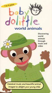 Baby Einstein: World Animals