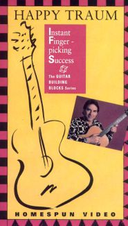 Happy Traum: Guitar Building Blocks, Vol. 3 - Instant Fingerpicking Success