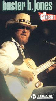Buster B. Jones in Concert