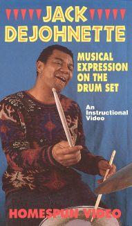 Jack De Johnette Teaches Musical Expression on the Drum Set