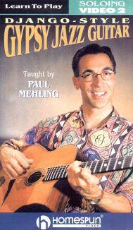 Learn to Play Django-Style Gypsy Jazz Guitar, Vol. 2