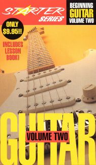 Starter Series: Beginning Guitar, Vol. 2