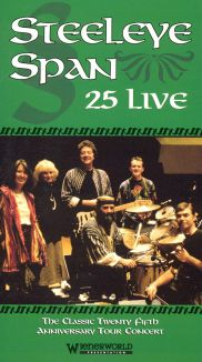 Steeleye Span: 25 Live