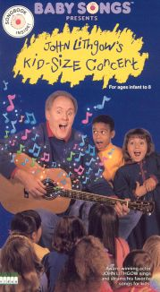 Baby Songs: John Lithgow's Kid-Size Concert