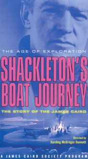 Shackelton's Boat Journey: The Story of James Caird