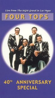Four Tops Concert