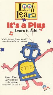 Look and Learn: It's a Plus - Learn to Add