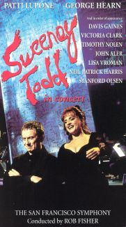 Sweeney Todd in Concert: The Demon Barber of Fleet Street