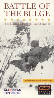 American Experience : The Battle of the Bulge
