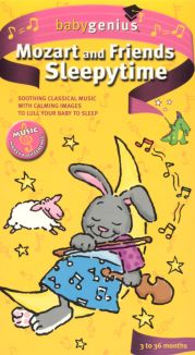 Baby Genius: Mozart and Friends Sleepytime
