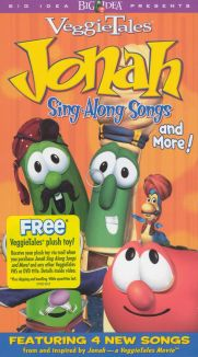 Veggie Tales: Jonah Sing-Along Songs and More!