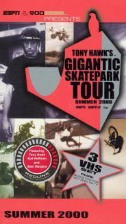 Tony Hawk's Gigantic Skatepark Tour: Summer 2000