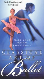 Classical Art of Ballet: Basic Positions and Movements