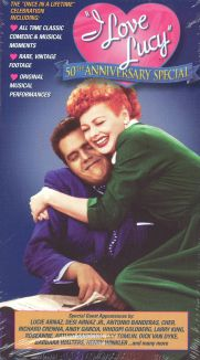 I Love Lucy 50th Anniversary
