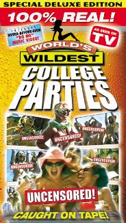 World's Wildest College Parties