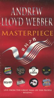 Andrew Lloyd Webber: Masterpiece