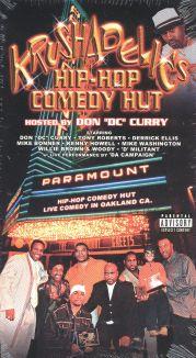 Krushadelic's Hip-Hop Comedy Hut