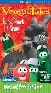 VeggieTales : Rack, Shack and Benny