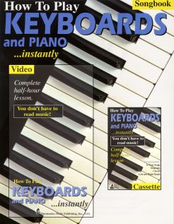 How to Play Keyboards and Piano ...Instantly