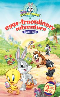 The Baby Looney Tunes' Eggs-Traordinary Adventure
