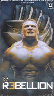WWE Fanatic: Rebellion