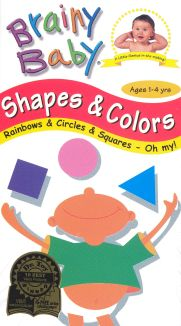 Brainy Baby: Shapes and Colors