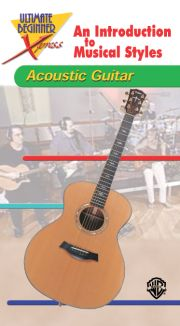 Ultimate Beginner Xpress: An Introduction to Musical Styles - Acoustic Guitar